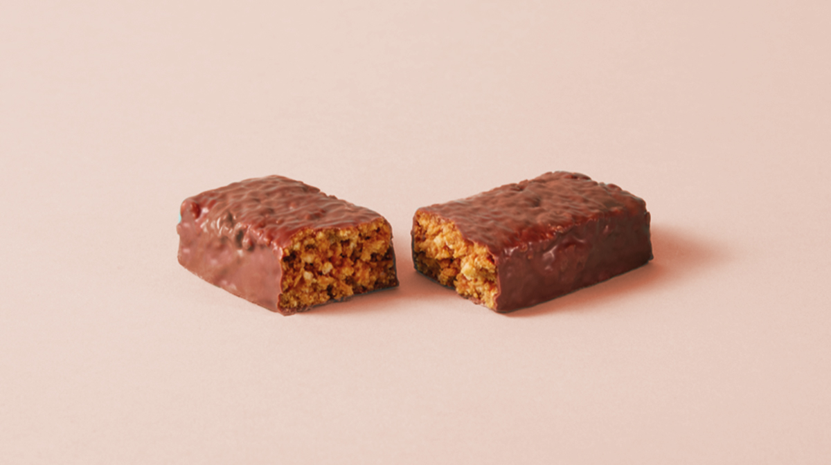 Product Spotlight | Chocolate Caramel Crunch Bar