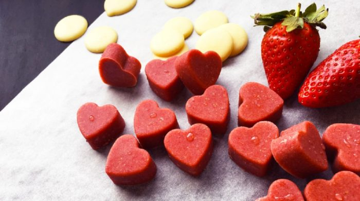 Smart Swaps for a Healthy Valentine's Day
