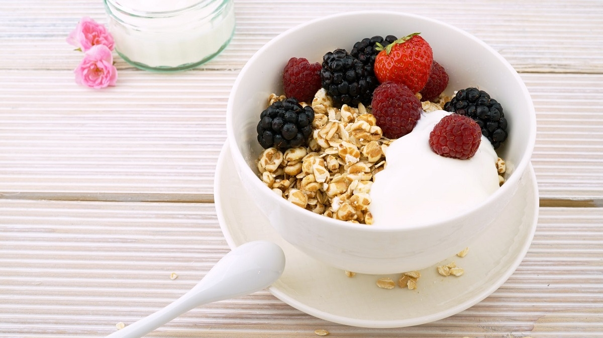 How does a traditional Breakfast compare to an Exante Breakfast?
