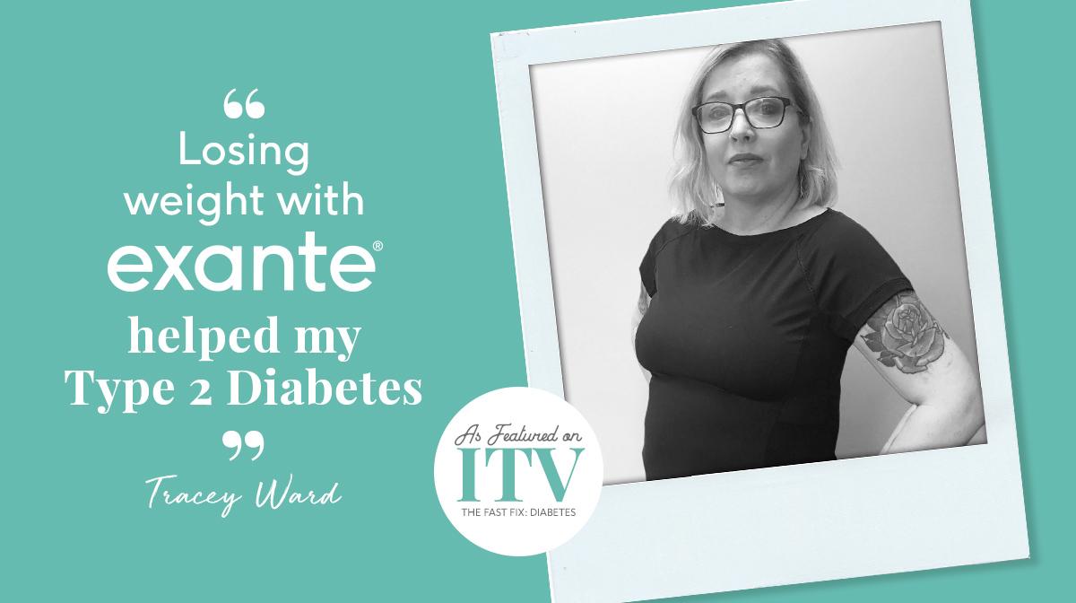tracey ward exante type 2 diabetes