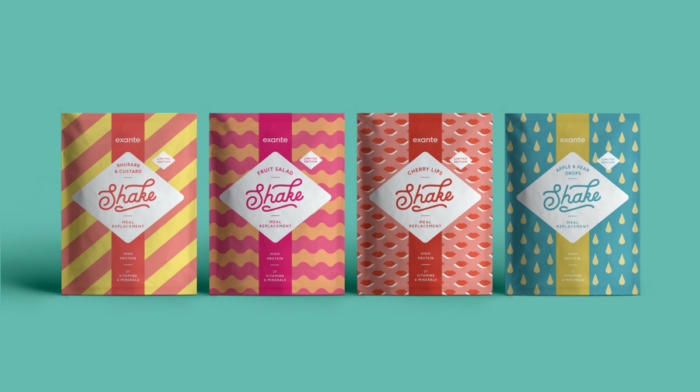 In the Spotlight | Exante Sweet Shop Shake Collection