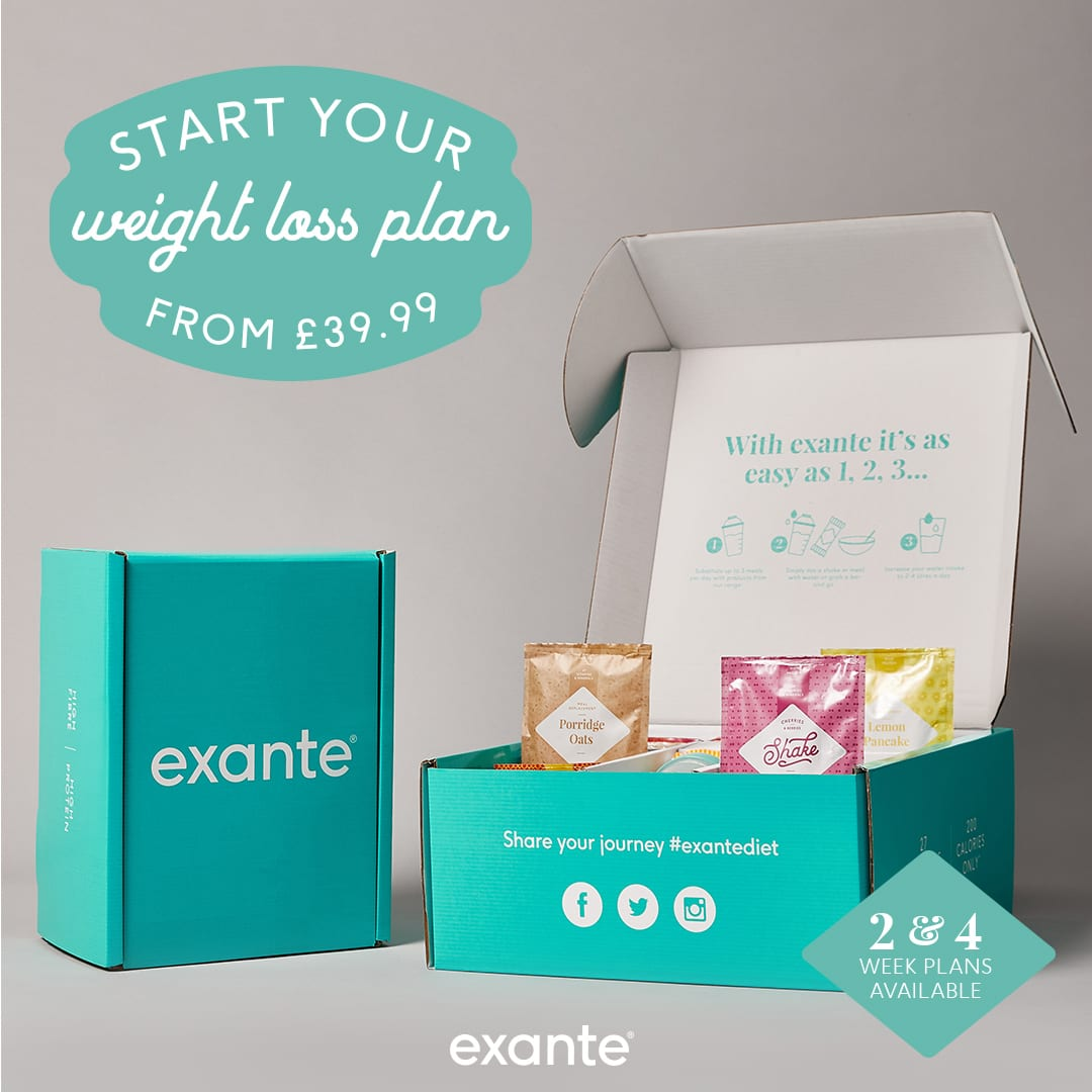 Exante two and 4 week plans