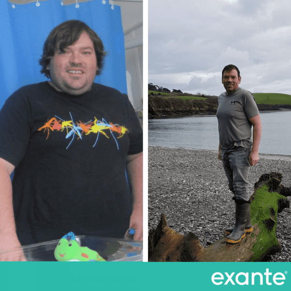 John, a shortlisted slimmer of the year transformation image 2