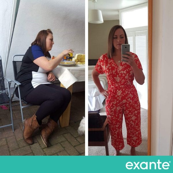 Lucy, a shortlisted slimmer of the year transformation image 2