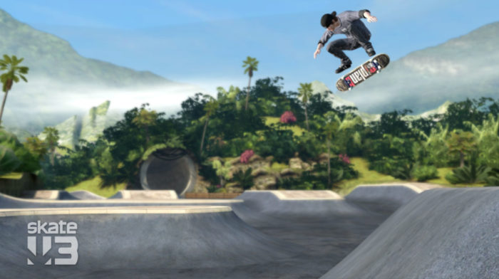 Classic Game Review | Skate 3