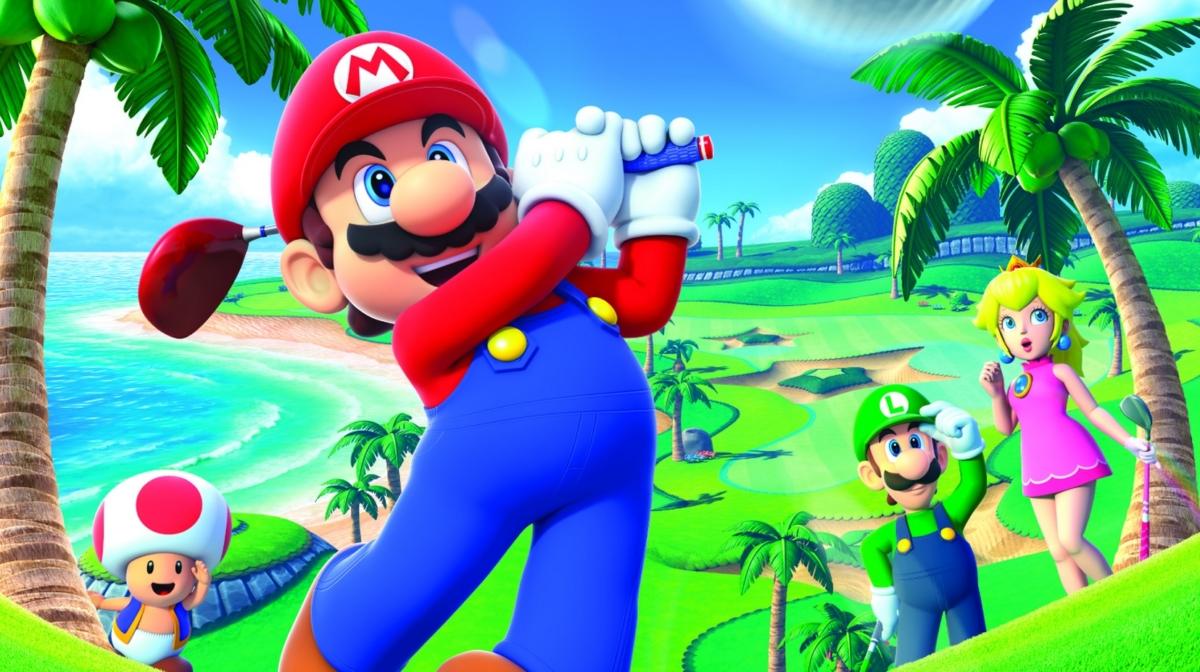 A Brief History of Mario Golf