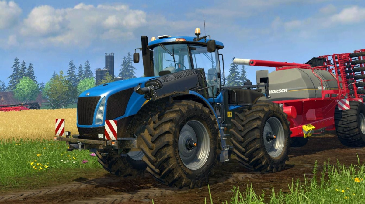 Why Should You Play Farming Simulator 15