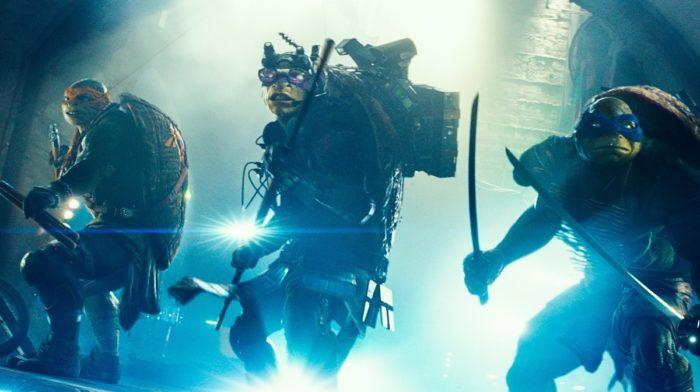 Evolution Of The Teenage Mutant Ninja Turtles Movies