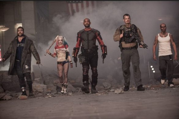 Who Exactly are the Suicide Squad?