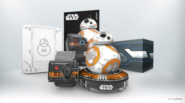 Available to Pre-order | New BB-8 Special Edition Droid & Force Band