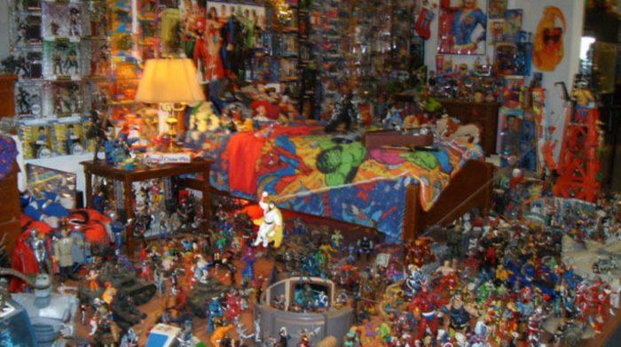 geek bedroom