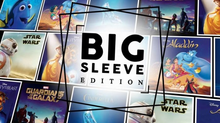What is a Big Sleeve Movie Edition?