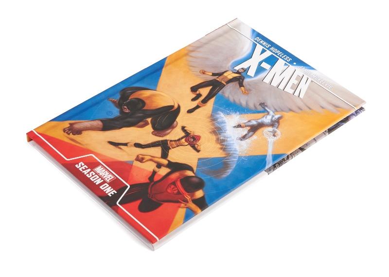 11303005-x-men book
