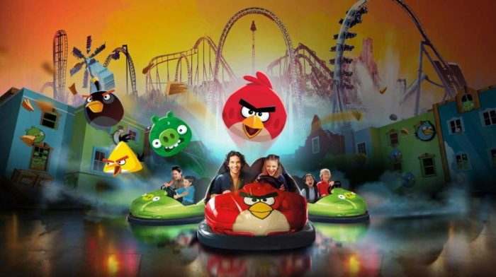 Win a Trip to Angry Birds Land at Thorpe Park Resort
