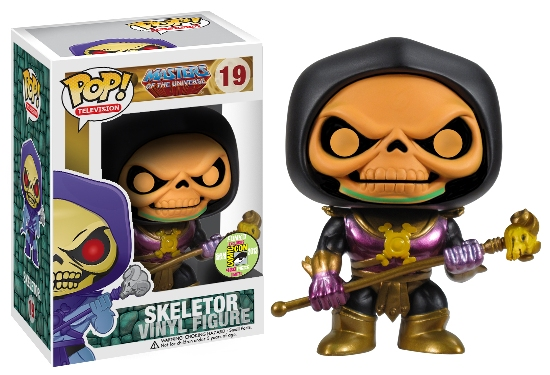 Skeletor (Metallic) Pop! Vinyl Figure