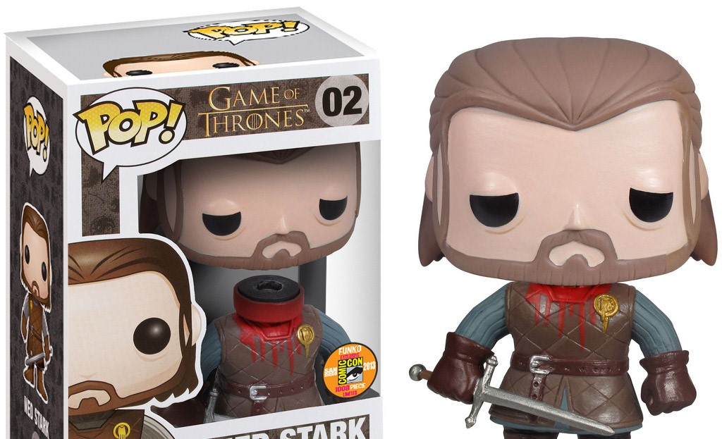 Headless Ned Stark Pop! Vinyl Figure
