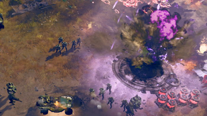 Halo Wars 2 Beta Announced for PC and Xbox One