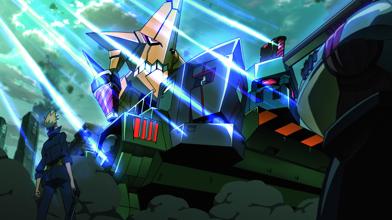 GURRENLAGANN_screenshot6