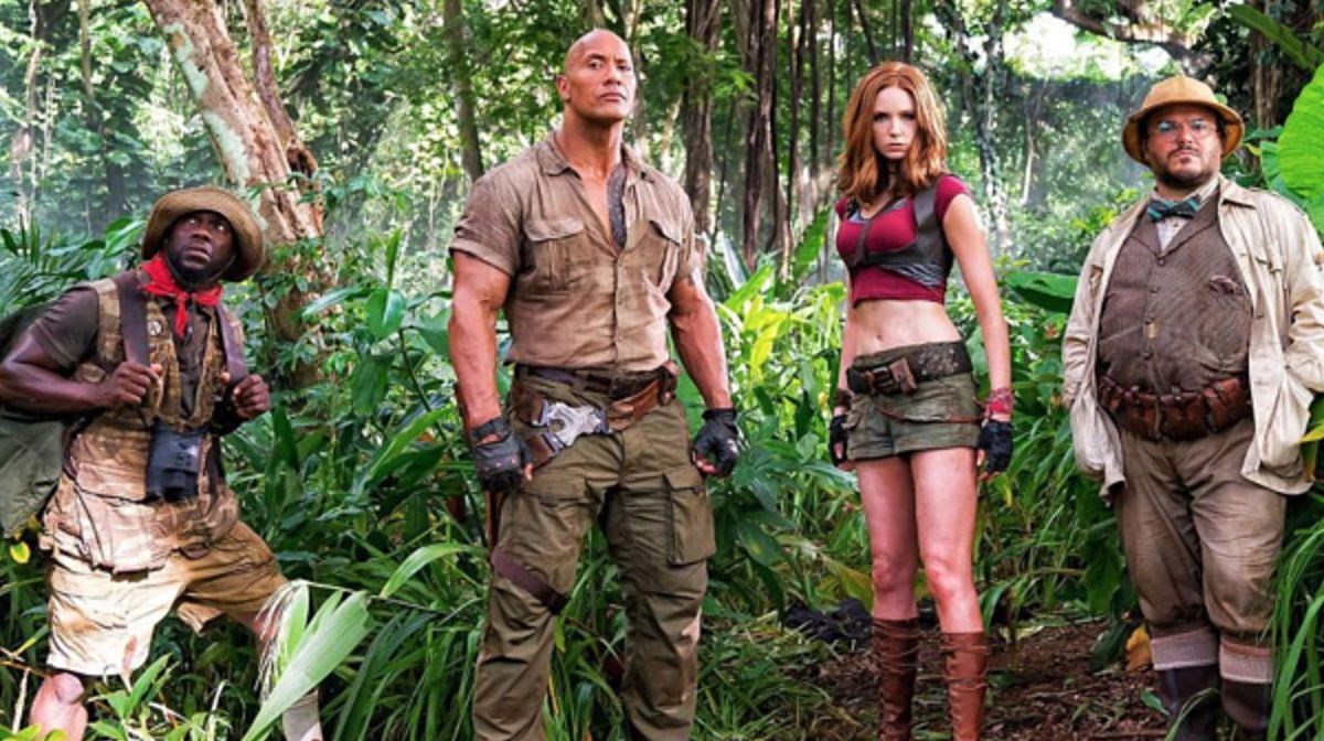 New Jumanji Reboot Name & Details Confirmed