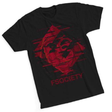 Mr Robot T-Shirt - March ZBOX