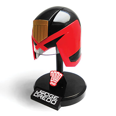 Judge Dredd Helmet - March ZBOX