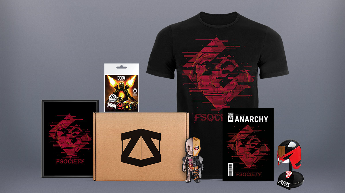 March ZBOX Revealed: Anarchy