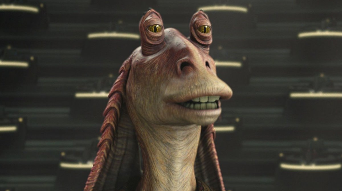 Jar Jar Binks: The Greatest Character in Star Wars