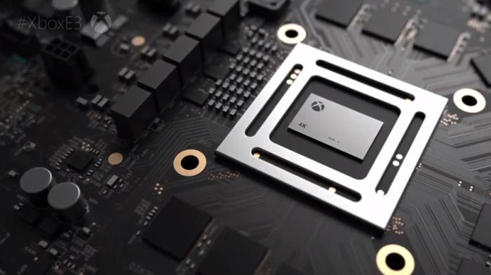 Xbox Scorpio Details Revealed