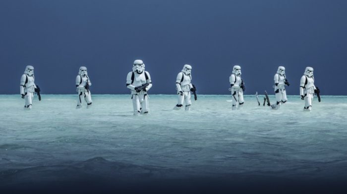Are You Ready For Rogue One Day?