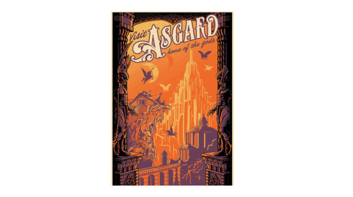 Tee of the Day: Visit Asgard!