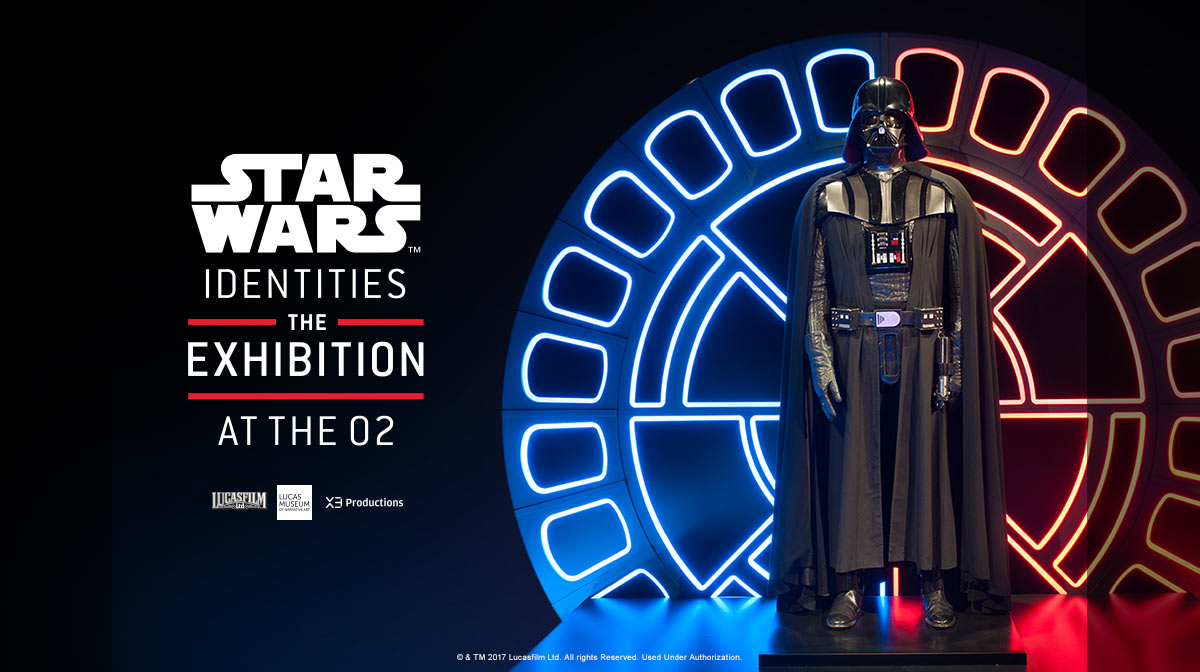 Win a Trip for Two to Star Wars: Identities at the O2