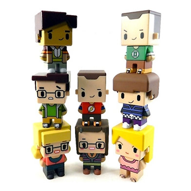Big Bang Theory Figure