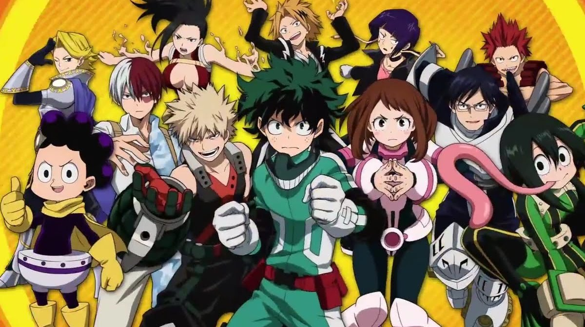 Why You Should Watch My Hero Academia
