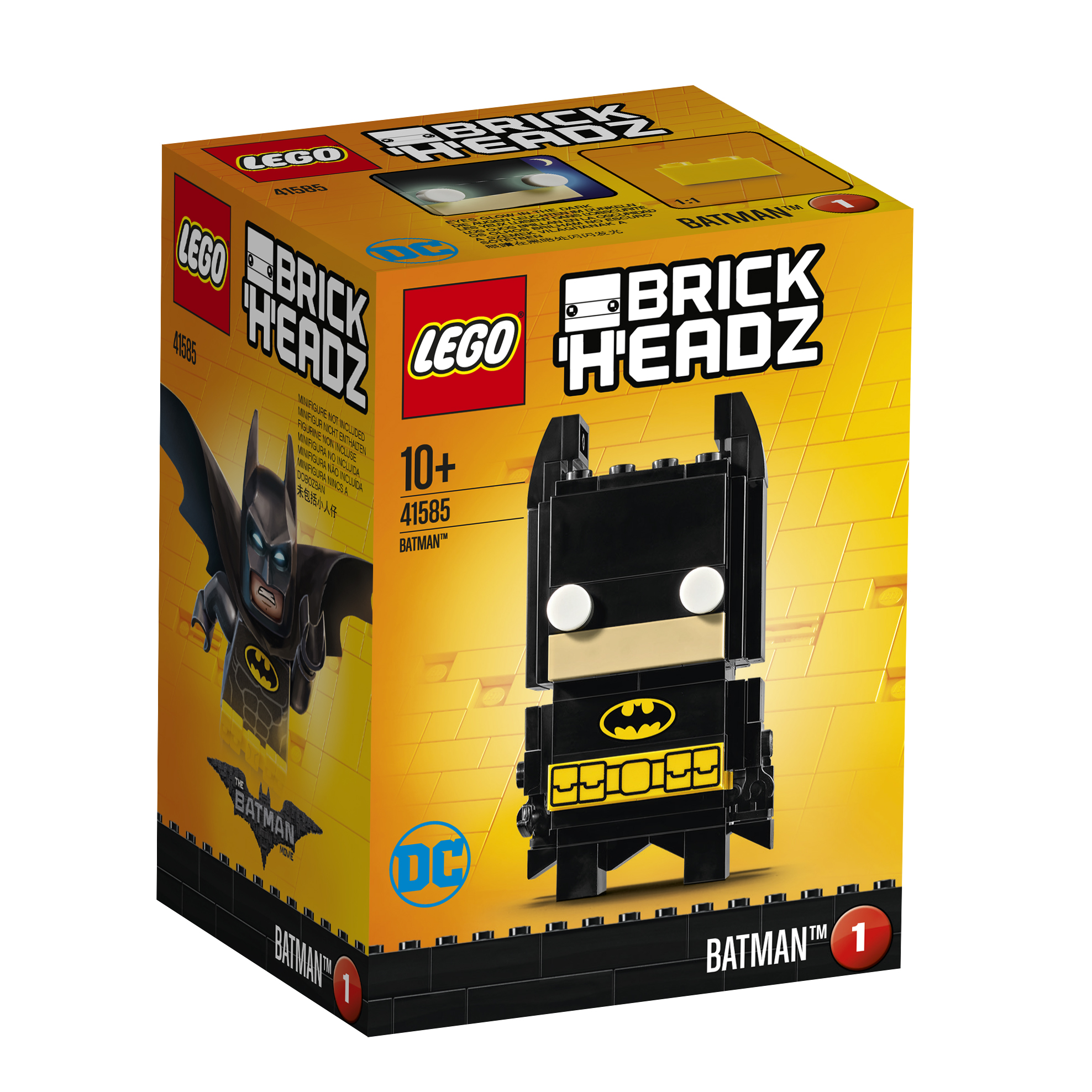 LEGO Batman Brickheadz