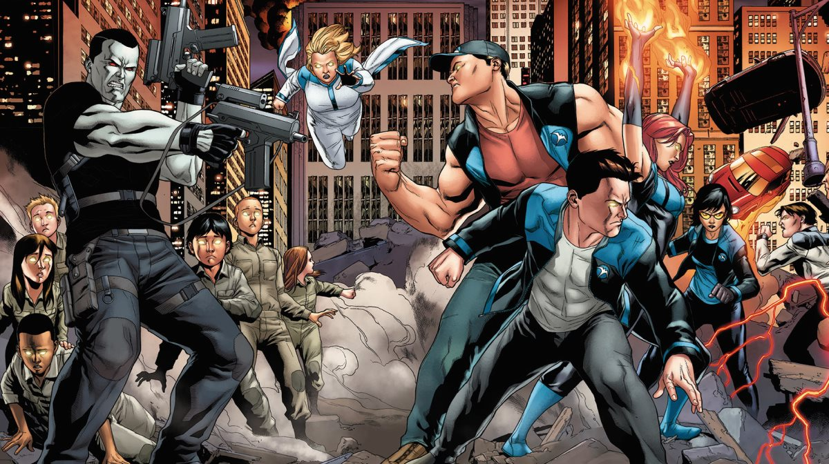 An Introduction to Valiant Comics