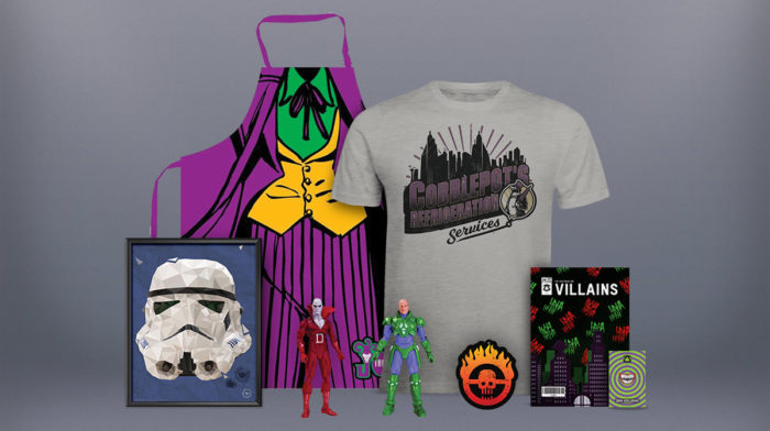 June ZBOX Revealed: Villains