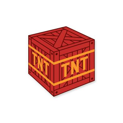 TNT Box Pin