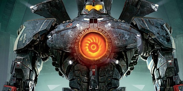 pacific rim by guillermo del toro