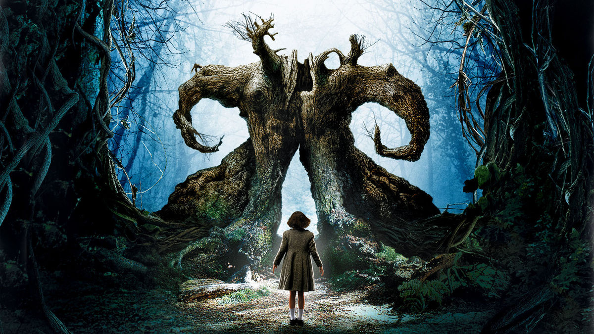 pans labyrinth by guillermo del toro