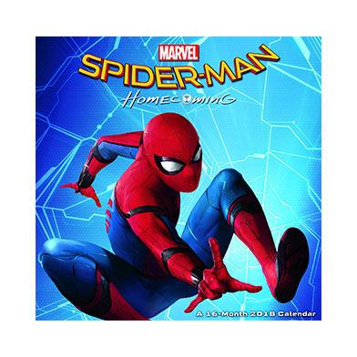 Spider Man Calendar