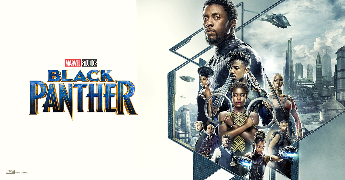 Black Panther Marvel Poster