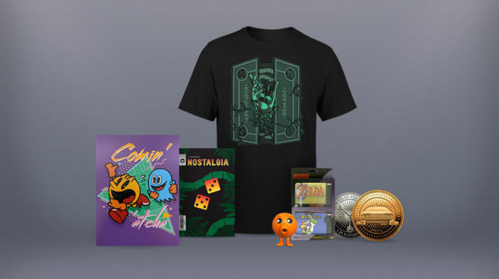 March ZBOX Revealed: NOSTALGIA