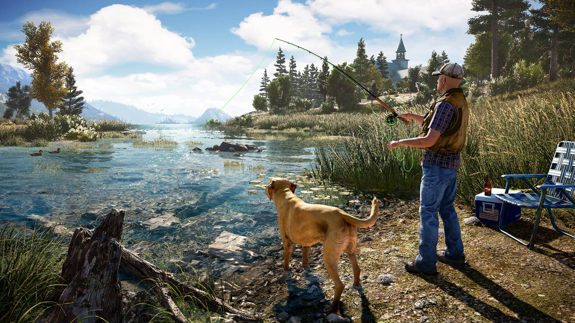 far cry 5 tips take some time out
