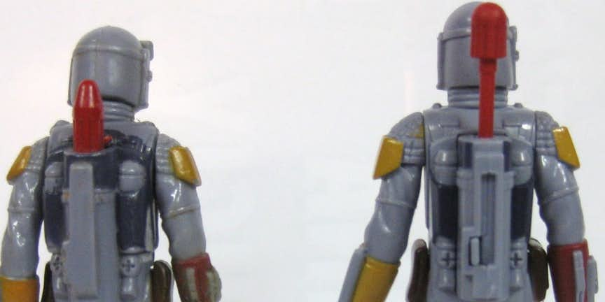 Boba Fett Standalone film- boba fett action figure fetching $22,500.