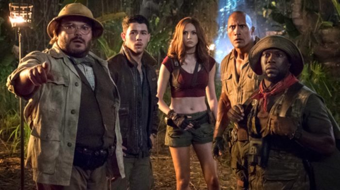 Jumanji Sequel Coming December 2019!