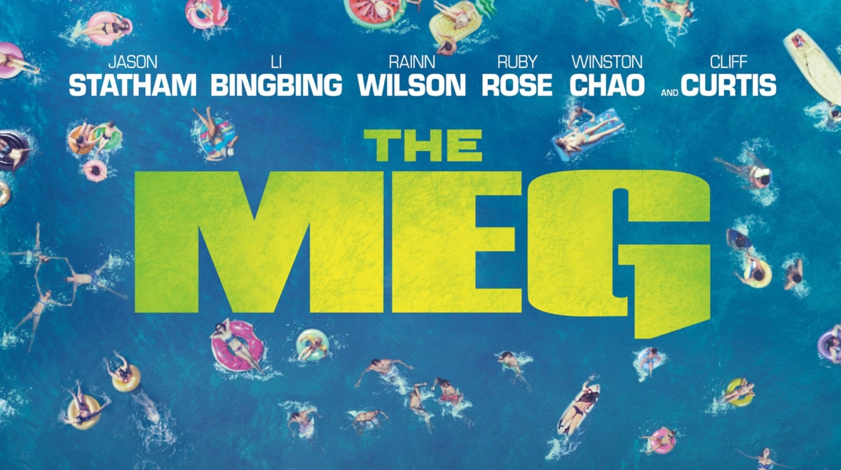 REVIEW: The Meg (Without Even Watching It)