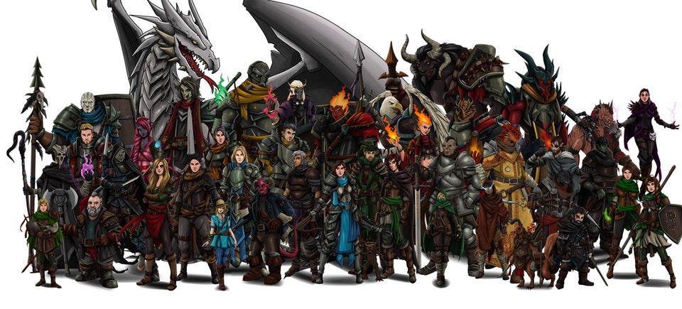 Where to Start: A Dungeons and Dragons Beginners Guide