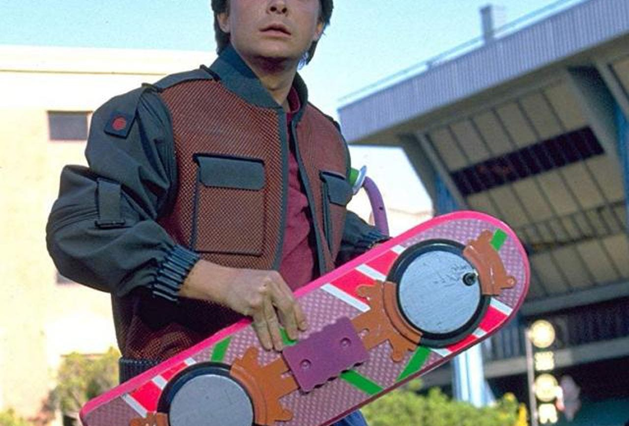 Back to the future tech such as hoverboards are still yet to become a reality.