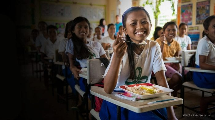 Pay with Mastercard® on Zavvi to donate school meals through the World Food Programme
