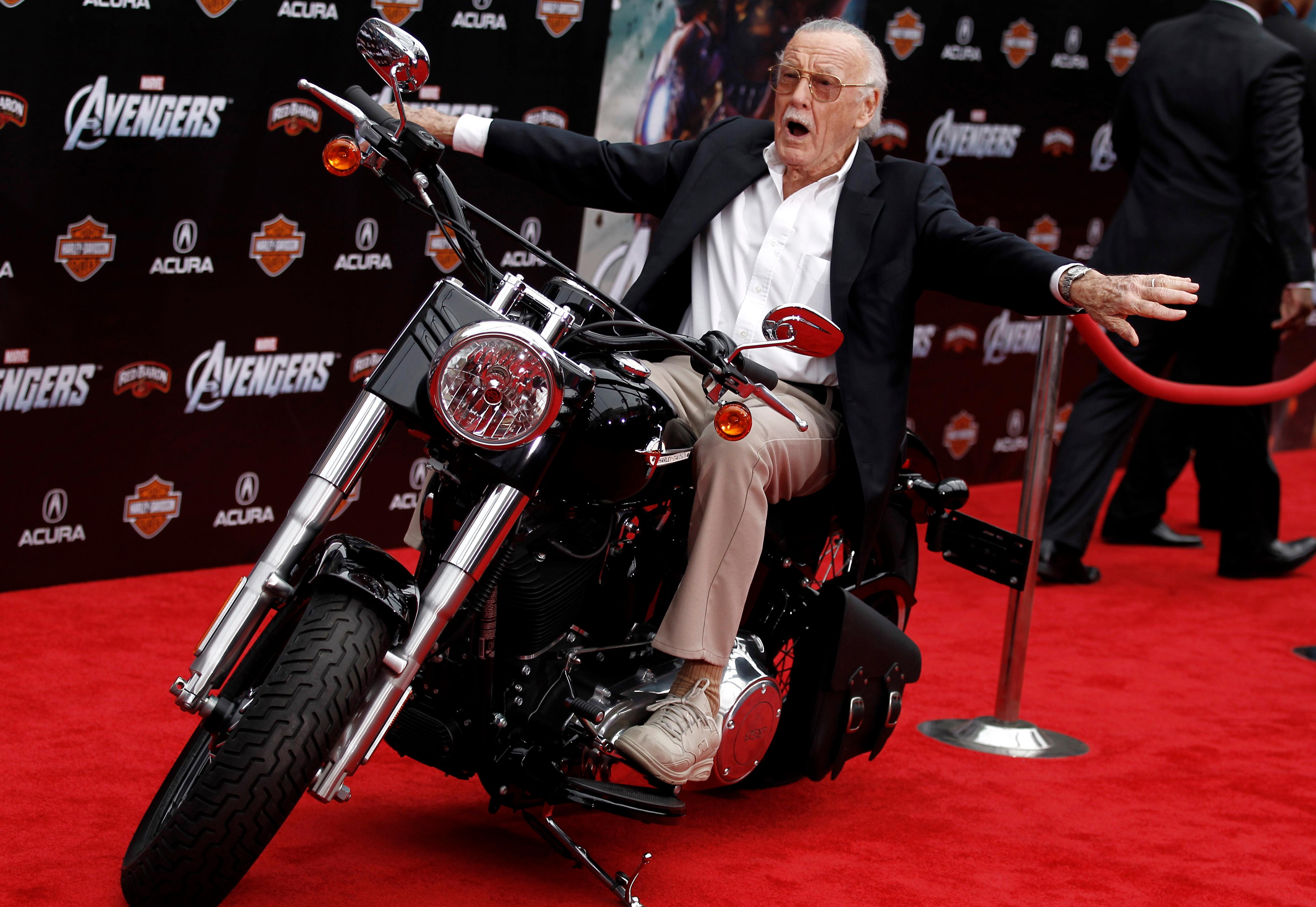 Our favourite Stan Lee cameos
